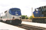 Amtrak Meets CSX